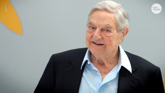 George Soros calls for Zuckerberg, Sandberg to step down from Facebook in scathing letter