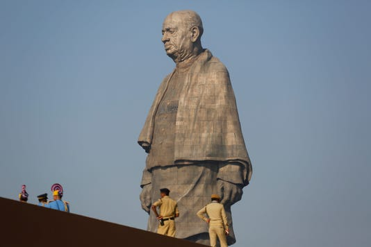 Ap India Towering Statue I Ind