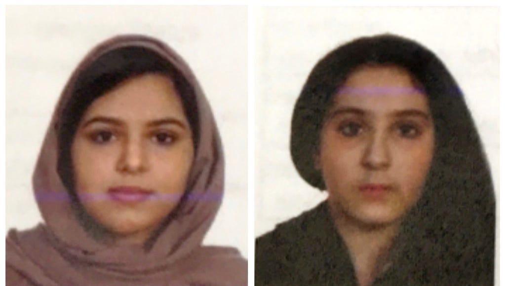 7ab078f8 fb07 4ae3 8b17 6110c4cd2cab Farea2 - Medical Examiner Saudi Sisters Found On Banks Of Hudson