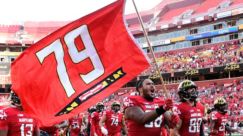 the latest be720 3a601 Maryland football: Keeping coach D.J. Durkin a horrible mistake