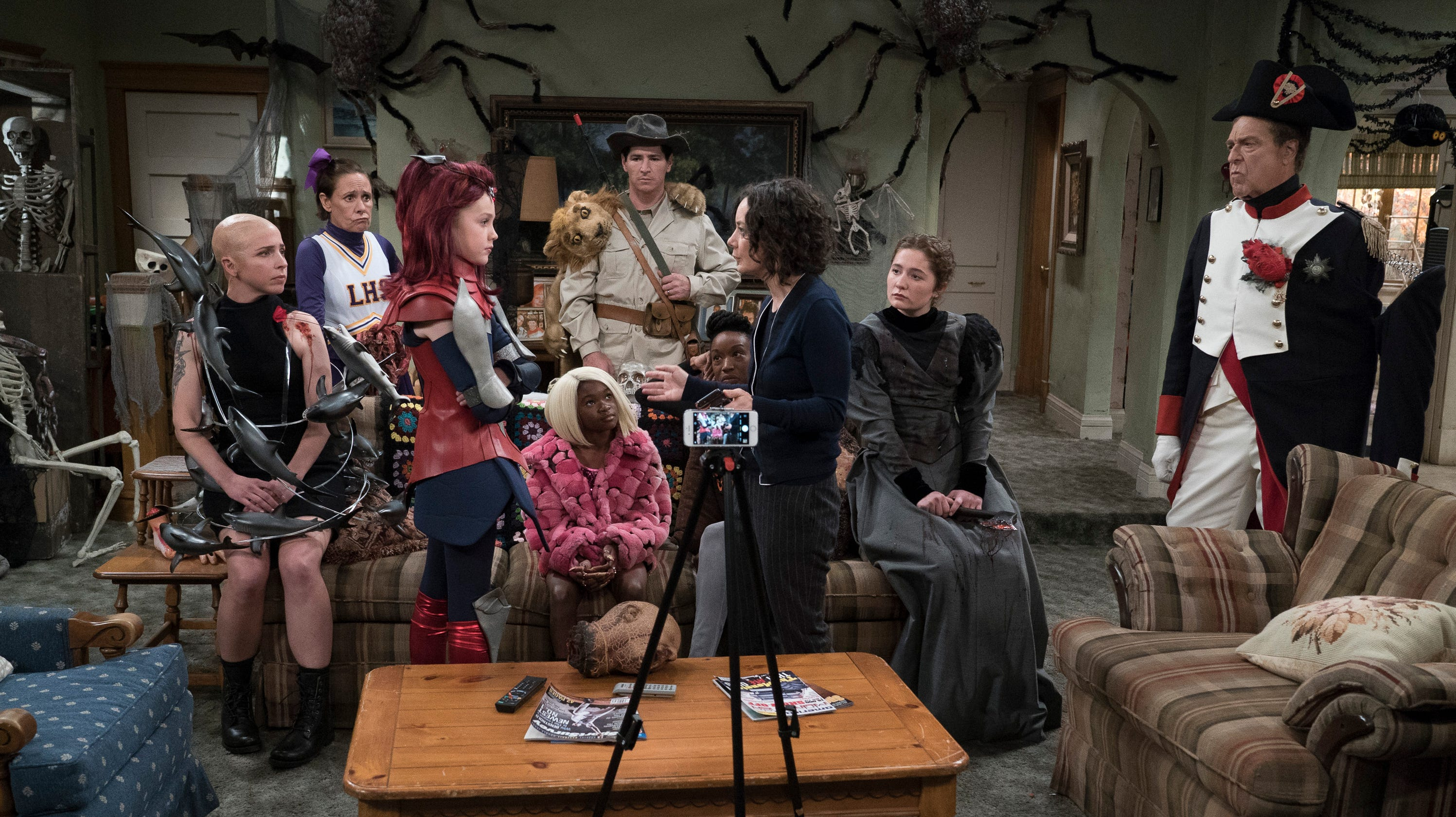 Roseanne - Halloween Edition | The Roseanne Wiki | FANDOM ...