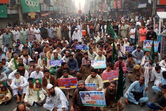 Epa Pakistan Blasphemy Asia Bibi Case Pol Trials Citizens Initiative Recall Pak