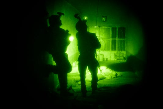 Ap Afghanistan Night Raids I File Afg