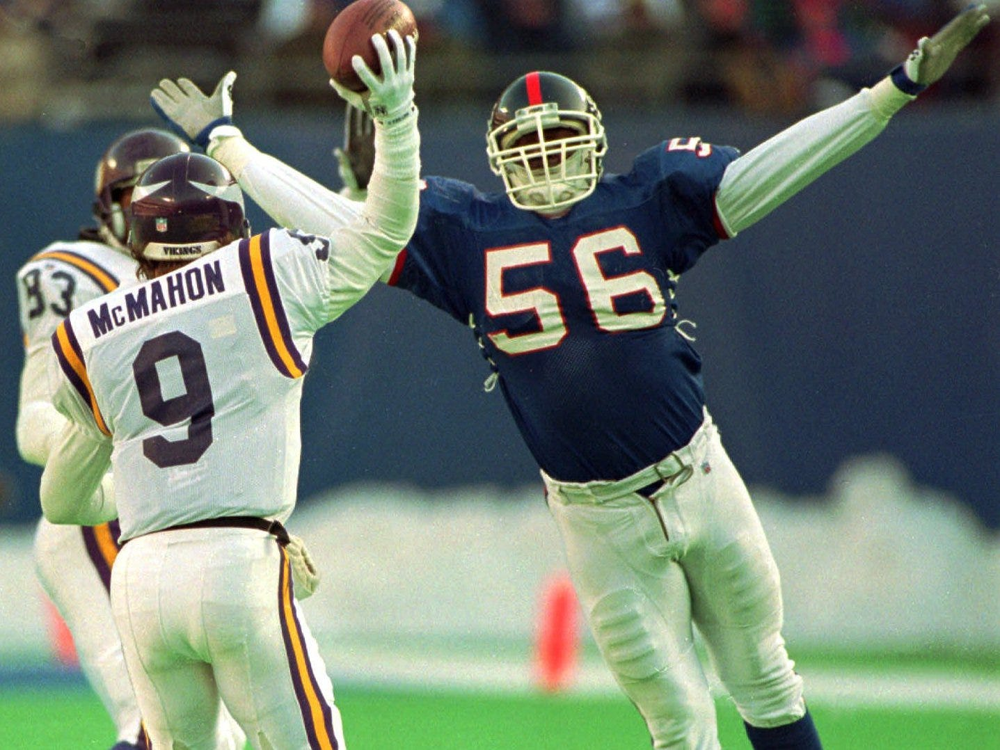 Lawrence Taylor - Probably the most feared pass rusher in league history.