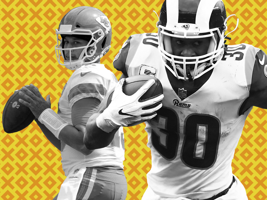 USA TODAY Sports' 2018 NFL midseason predictions for Super Bowl LIII, MVP and more