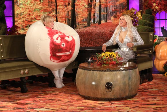 """With her surname, Rebel Wilson was destined to play the volleyball from """"Cast Away."""""""