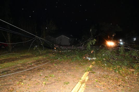 Pineville Storm 1