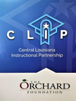 The Orchard Foundation will use a multi-million grant to train math and science teachers at Central Louisiana schools.