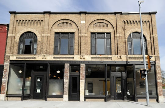 A renovated building on E. Second Street in Kaukauna now houses Little Food Co. and Heirloom Kitchen.