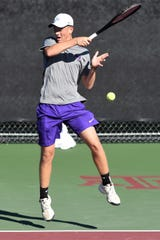 Wylie tennis player Davyn Williford will play for Hardin-Simmons.
