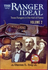 """""""The Ranger Ideal: Texas Rangers in the Hall of Fame, Volume 2"""" by Darren L. Ivey"""