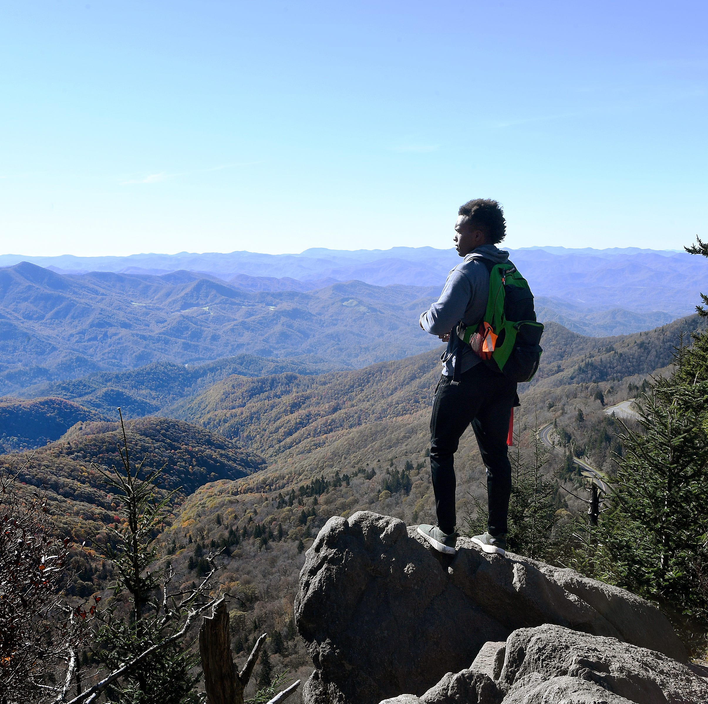 New Asheville group Pathways to Parks aims to diversify national park visitors