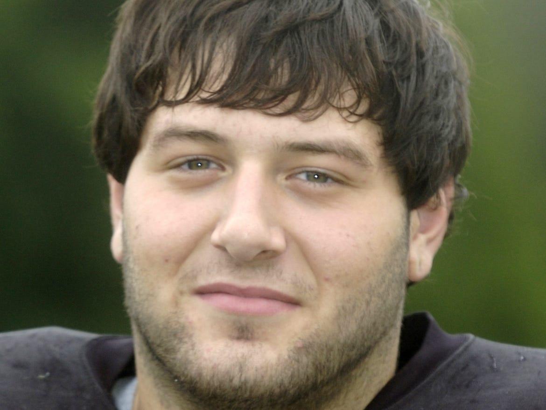2005 Union-Endicott High School football- Nick DePofi