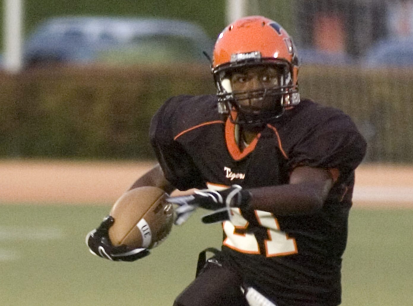 Corning West at Union-Endicott high school football, Saturday, September 5, 2009.