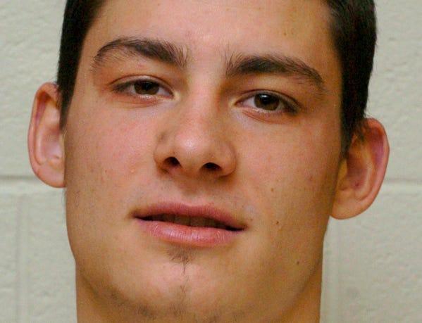 Adam Skonieczki Union-Endicott HS football WR/K 2005 ALL-METRO FOOTBALL TEAM