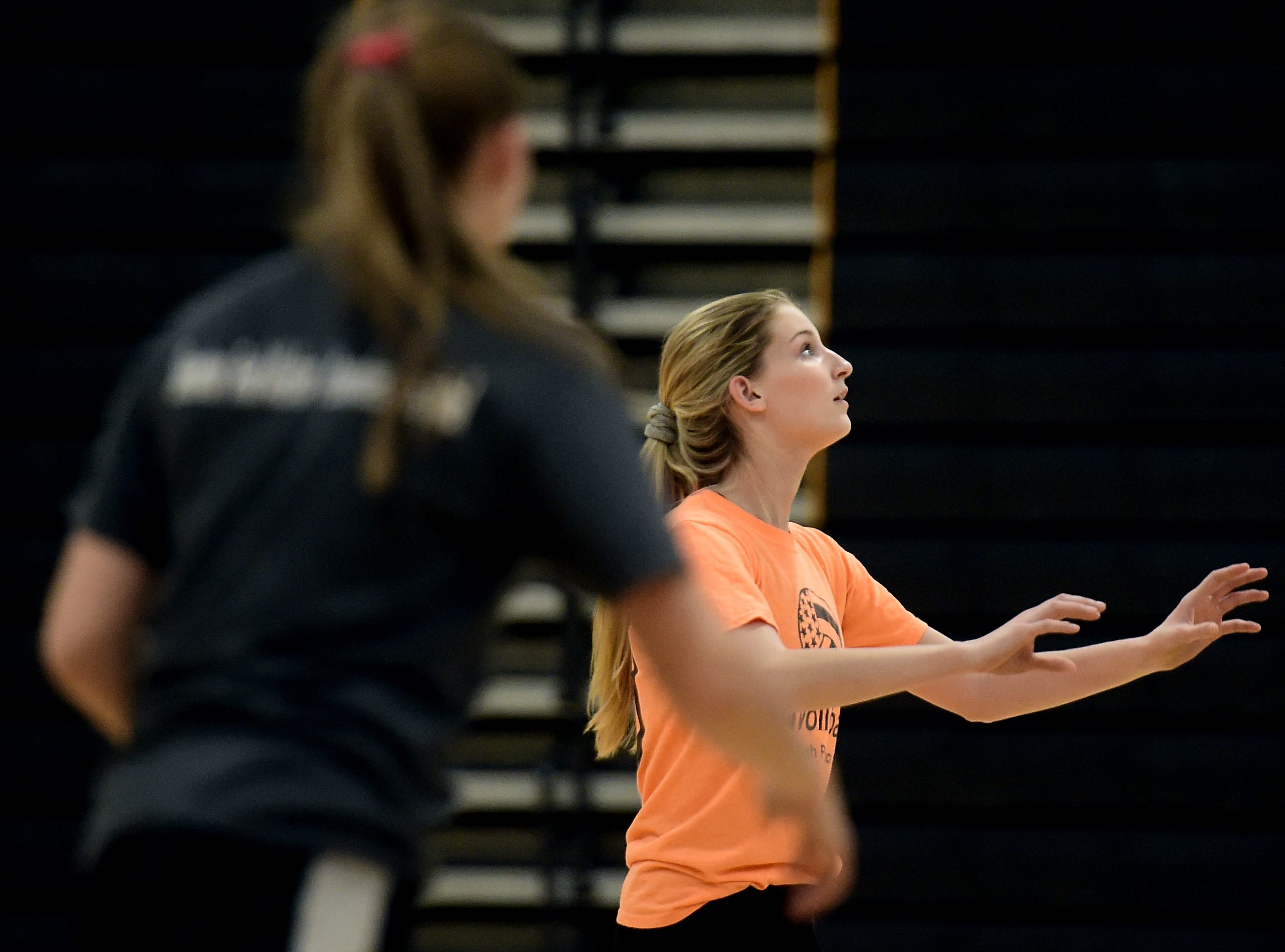 Mackenzie Williams is a junior at Windsor High School and a volleyball standout. Athlete Of The Week, October 31, 2018.