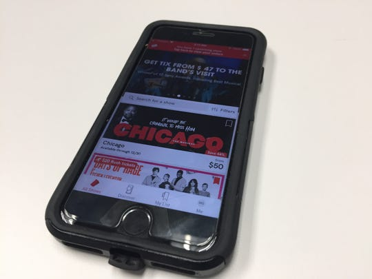 The TodayTix App offers cheap tickets to Broadway shows.