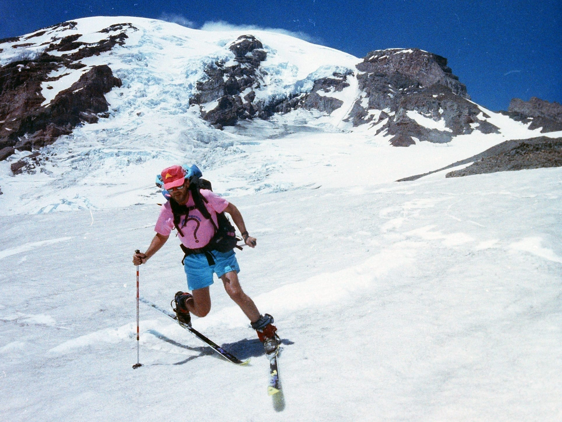 07/29/91Summer Skiing