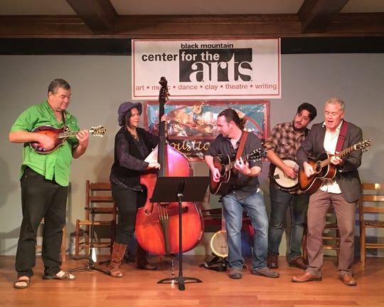 Instructors from the Acoustic Corner will return to the Black Mountain Center for the Arts, Nov. 23, for their 13th annual concert.