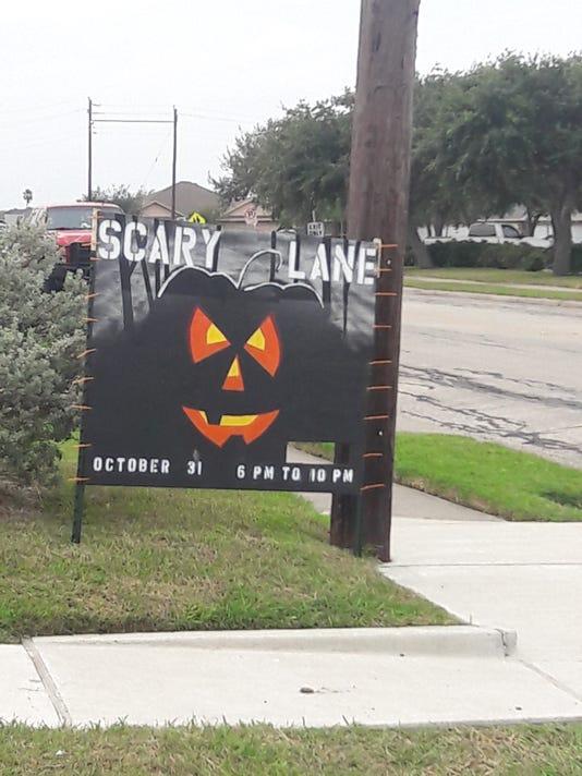 Scary Lane 4