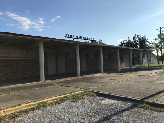 About $567,000 of the $12 million bond being proposed by West Oso ISD would be used to demolish the old JFK building.
