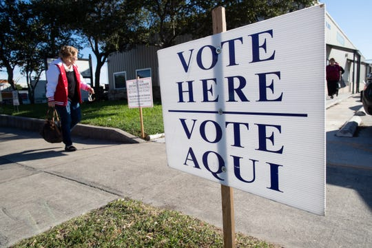 Early voting for the primaries in Texas begins Tuesday, Feb. 18 and ends Friday, Feb. 28.