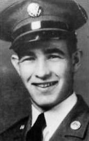 Army Staff Sgt. Karl S. Loesche. a POW from World War II recently identified by the defense department