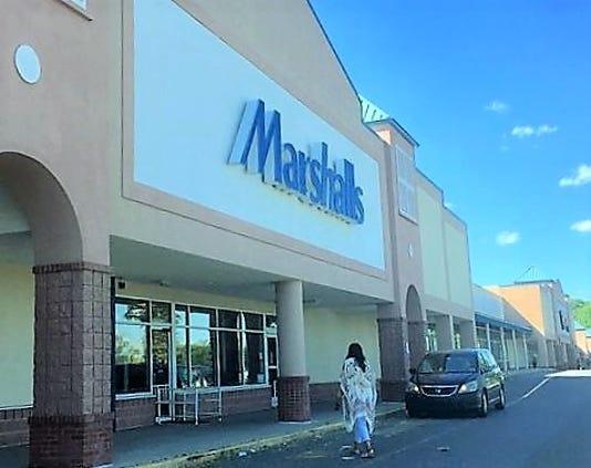 Marshalls shopper in Deptford