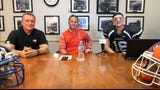 Reporter Mark Trible and special guests Tim McAneney and Clyde Folsom review Week 8, look ahead to the first round of the playoffs, and field questions from viewers. The show runs on facebook.com/sjgridirongang every Wednesday at 7 p.m.