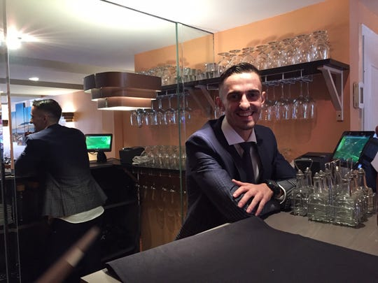 'I wanted to open my own place and then I met the right people, and have the right team, so we said, ''We should do this!'' … We thought this was the perfect location,'' says Verona owner Endrit Bodi.