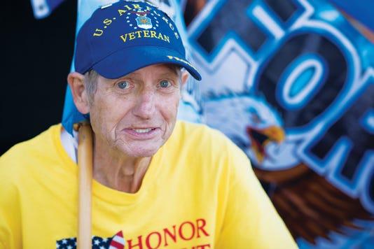 Hoc Veteran Williams Photo