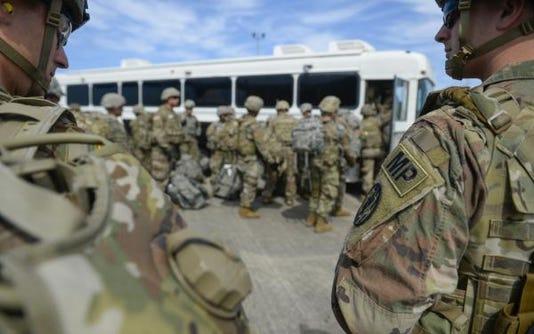 Army Arrives Harlingen Texas