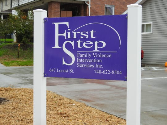 First Step Family Violence Intervention Services recently moved into a new building at 647 Locust St. made possible through $240,000 in local donations, foundations grants and $50,000 from the state capital budget.