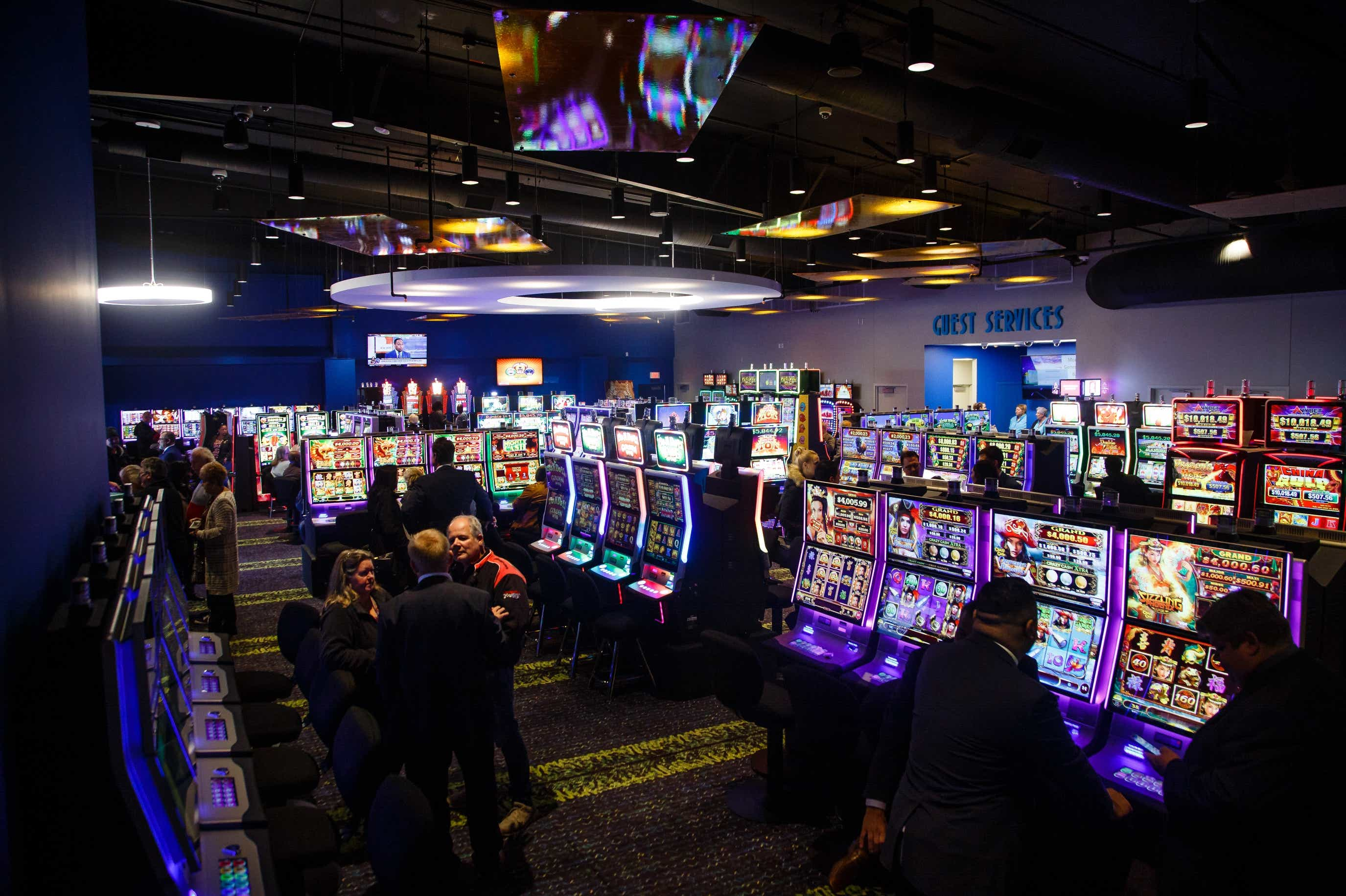 Ponca Tribe fighting Nebraska, Iowa, Omaha to keep its new Prairie Flower Casino