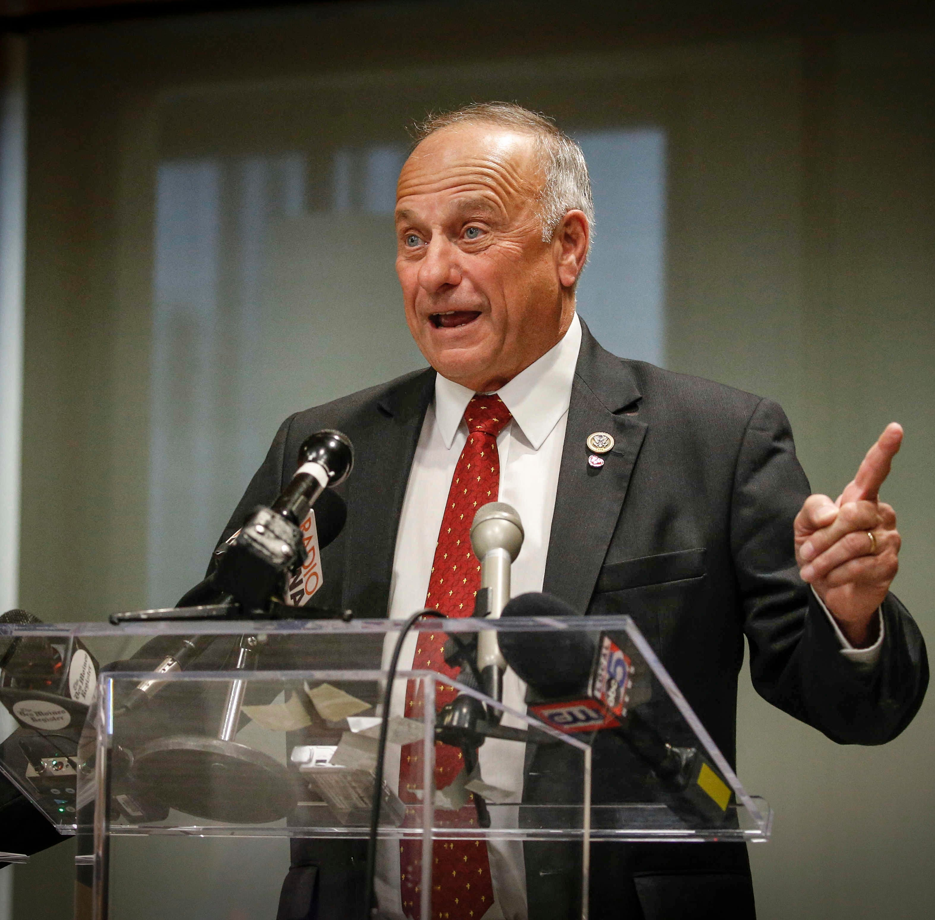 The Register's editorial:  Steve King should resign for the good of Iowa