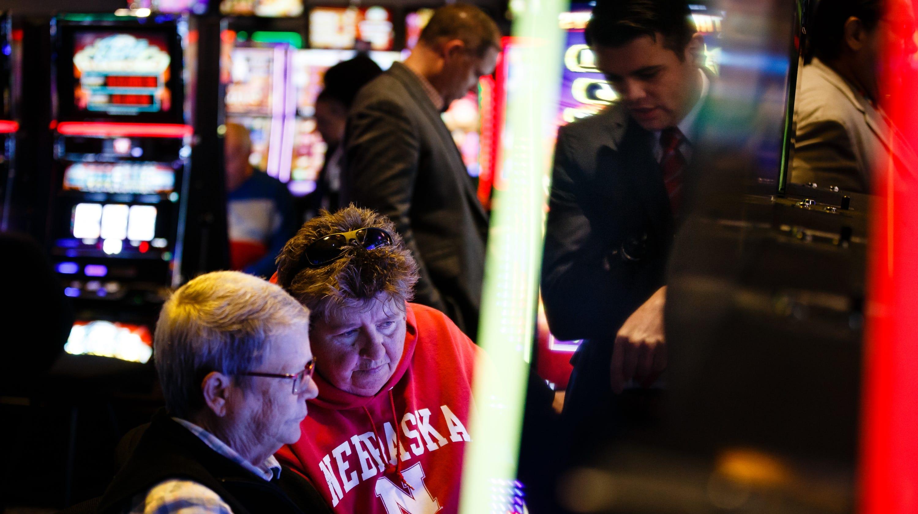 d5b341edd07002 Iowa s newest casino opens on the Nebraska border. Why both states are  still fighting it