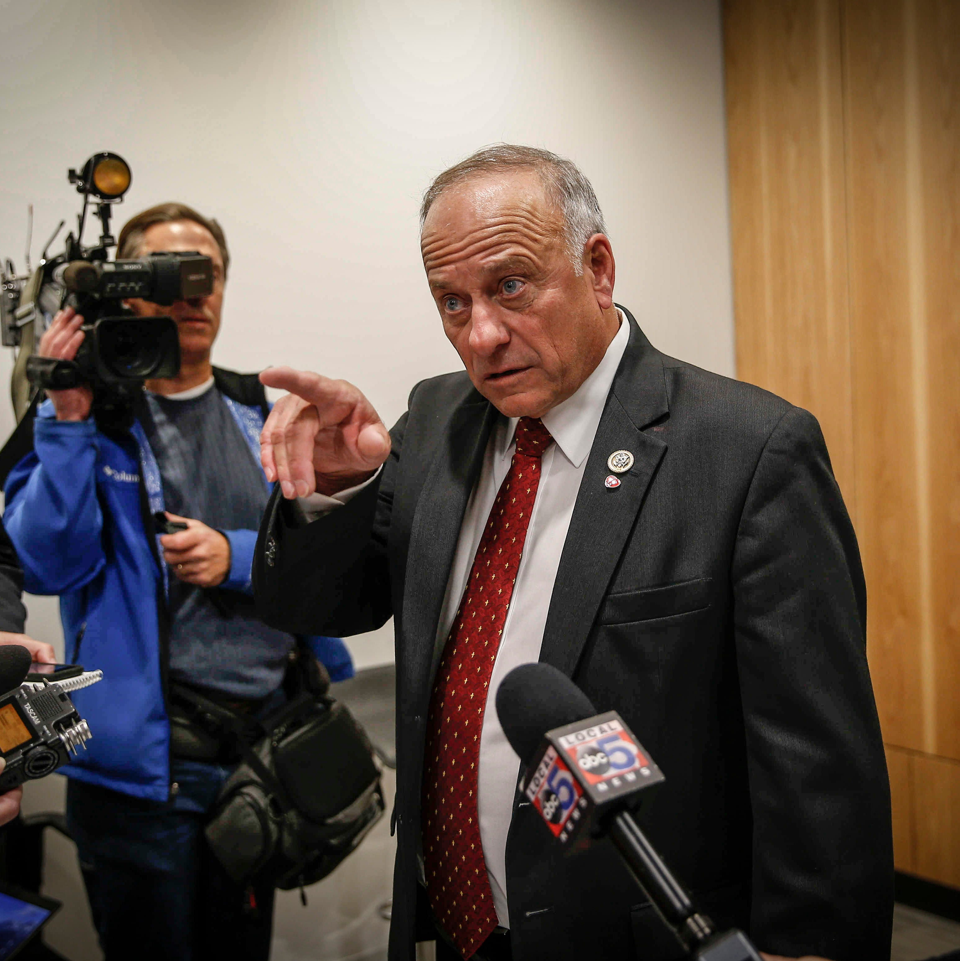 Republican Party needs to draw a hard line on Steve King