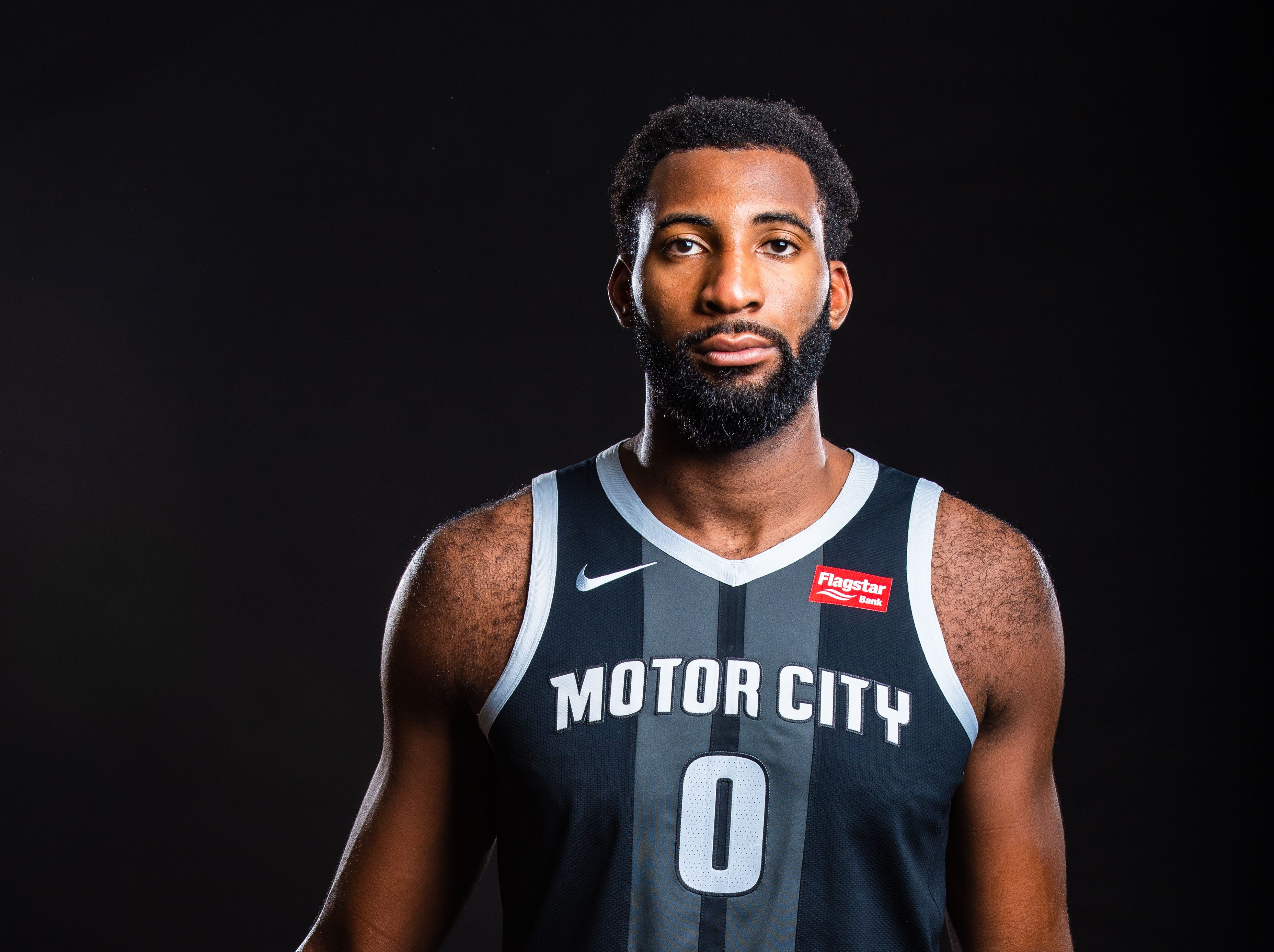 Detroit Pistons 'City' uniforms made official: 'Motor City' on front
