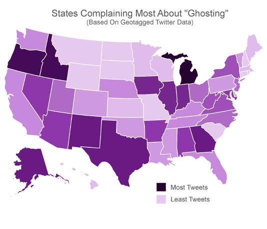 Michigan Ghosting