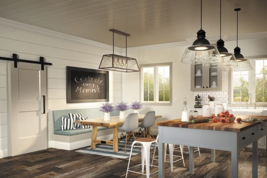 Owners and builders are spending more time customizing homes with hardwood floors, granite countertops and features that suit their personal style — using molding.