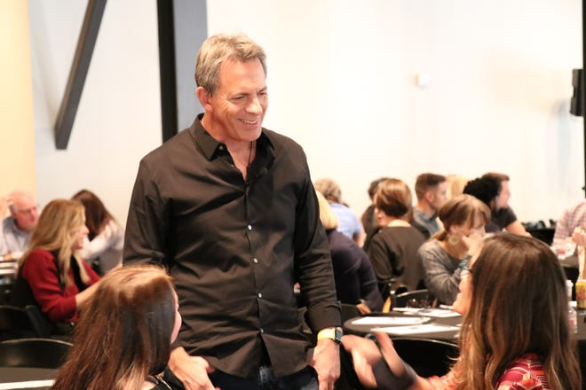 Dan Pallotta traveled to Southwest Florida to hold his Bolder Board Training in the Southwest Florida Community Foundation's newly opened Collaboratory.