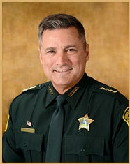 Mike Prendergast is sheriff of Citrus County.