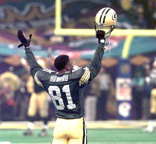 Desmond Howard was the Super Bowl XXXI MVP.