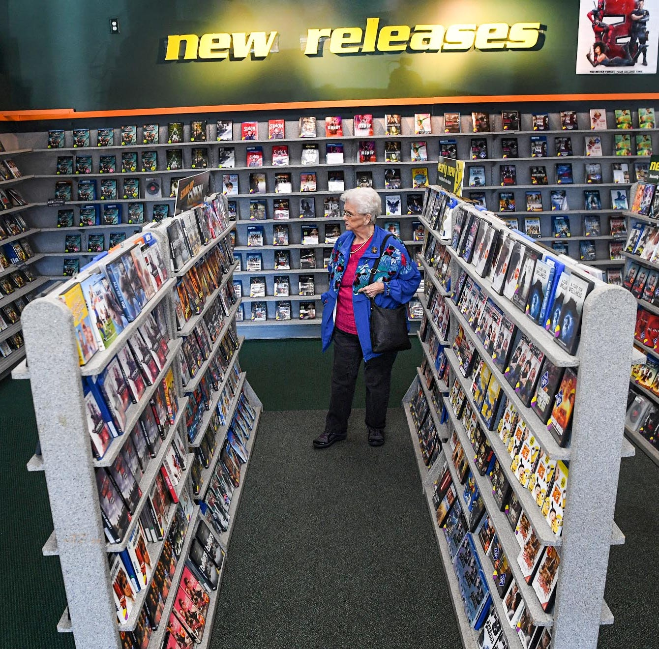 Mauldin Family Video taps into nostalgia to thrive amid streaming trend