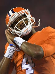 Deshaun Watson ranks second behind Tajh Boyd in Clemson history with 90 career touchdown passes.