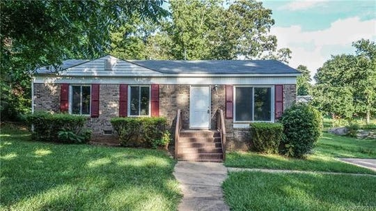 This ranch in Rock Hill sold after three months on the market.