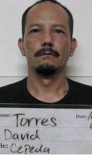 David John Cepeda Torres