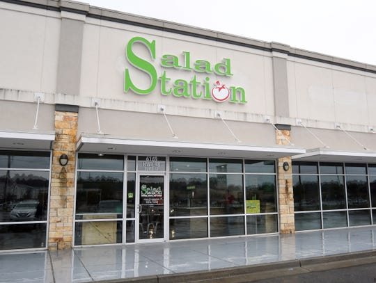 The Salad Station recently opened on U.S. 98 in Hattiesburg.