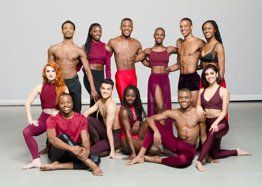 The Ailey II dance company is considered one of the finest troupe of young dancers in the world. The company will perform at Henderson's Preston Arts Center on Saturday, Nov. 10.