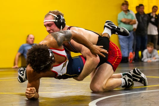 wrestling takeaways kaleb young nelson brands impress on day one